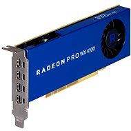 HP AMD Radeon Pro WX 4100 4GB - Graphics Card