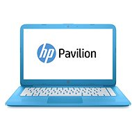HP Stream 14-ax001nc Aqua Blue - Laptop