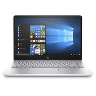 HP Pavilion 14-bf101nc Mineral Silver - Laptop