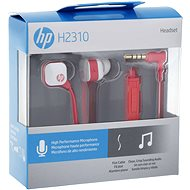 HP H2310 Pink In-ear Headset - Headphones with Mic