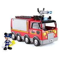 Mickey Mouse fire truck with figurine - Game set