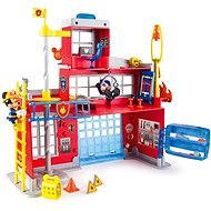 Mickey Mouse fire station - Game set