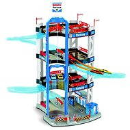 Bosch carpark with 5 levels - Garage