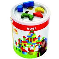 Bino Building Blocks in a Bucket with a Lid - Game set