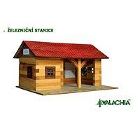 Walachia Railway Station - Building Kit