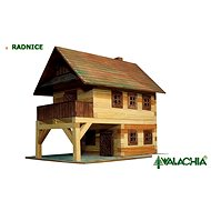 Walachia Woodwork Kit Guildhall - Building Kit