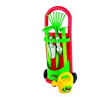 Garden Trolley with Accessories - Game set