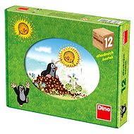 Dino Wooden Cubes Cub - The Year of the Bird - Picture Blocks