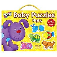 GALT Puzzle for the Smallest - Pets