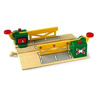 Brio World 33750 Magnetic functional crossroads - Rail Set Accessory