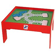 Woody play table for trains - Rail set accessory
