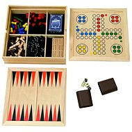 Woody Large Set of Games - Game Set