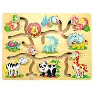 Woody Motor Skills Game - Animal Beyond Belief - Educational Toy