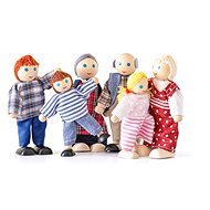 Woody Doll's House Dolls - Game set