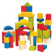 Woody Building Blocks - Game set