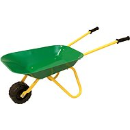 Woody Garden Wheelbarrow Green - Children's wheelbarrow