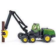 Siku Blister - John Deere Harvester - Metal Model
