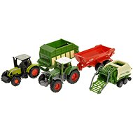 Siku Super - Set of agricultural machinery - Metal Model