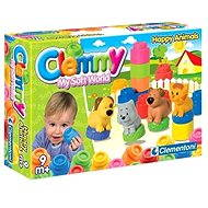 Clementoni Clemmy - Animals - Building Kit