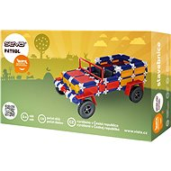 Seva patrol car - Building Kit