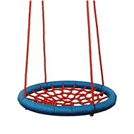 Woody Rocking circle (blue-red) - Swing