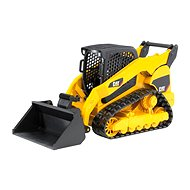 Bruder CAT Compact treaded excavator with front loader - Digger