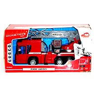 Fire engine with microphone - Toy Vehicle