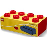 LEGO 8 Knob Brick Storage Drawer - Storage Box