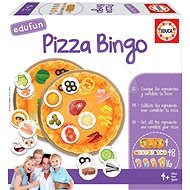 Educa Pizza Bingo - Board Game