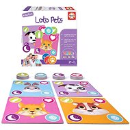 Educa Loto Animals - Board Game