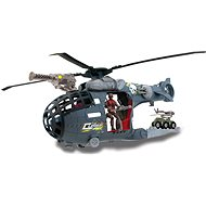 Wiky soldier with military equipment - Helicopter