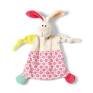 NICI Cuddly Blanket with Bunny - Toddler Toy