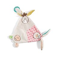 NICI Cuddly Blanket with Animals - Toddler Toy