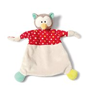 NICI Cuddly Blanket with Owl - Toddler Toy