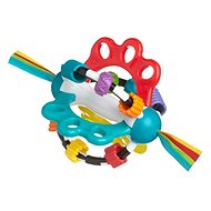 Playgro Click and Twist Rattle Ball - Toddler Toy