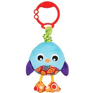 Playgro Purring Penguin - Hanging Toys