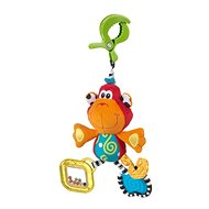 Playgro Hanging Monkey with Clip - Hanging Toys
