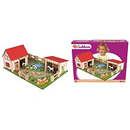 Eichhorn wooden farm - Game set