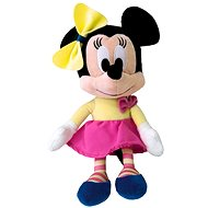 Disney - Minnie with a yellow bow - Plush Toy