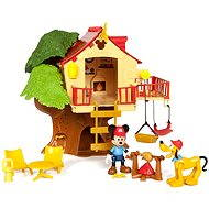 Micro Trading Mickey Mouse Tree House - Game set