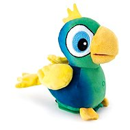 Mikro Trading Parrot Benny in a Cage - Interactive Toy