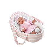 Teddies Doll/baby pink soft body - Doll