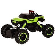 Wiky Rock Buggy - Green Monster Car