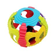 Playgro - Shake Rattle & Roll Ball - Interactive Toy