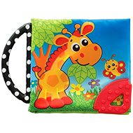 Playgro - Animal book - Interactive Toy