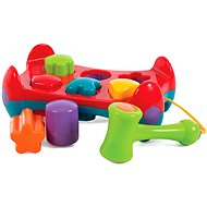 Playgro - Shapes with shapes - Interactive Toy