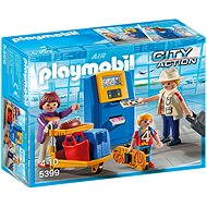 Playmobil 5399 Family at Check-In - Building Kit