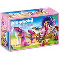 Playmobil 6856 Royal Couple with Carriage - Building Kit