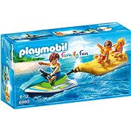 Playmobil 6980 Personal Watercraft with Banana Boat - Building Kit
