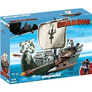 Playmobil 9244 Drago's Ship - Building Kit
